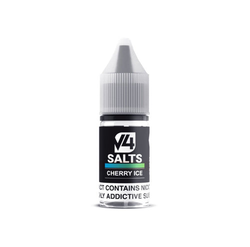 V4 Salts - Cherry Ice 10ml