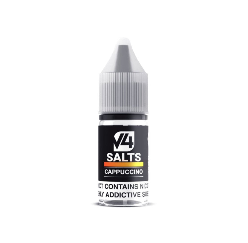 V4 Salts - Cappuccino 10ml