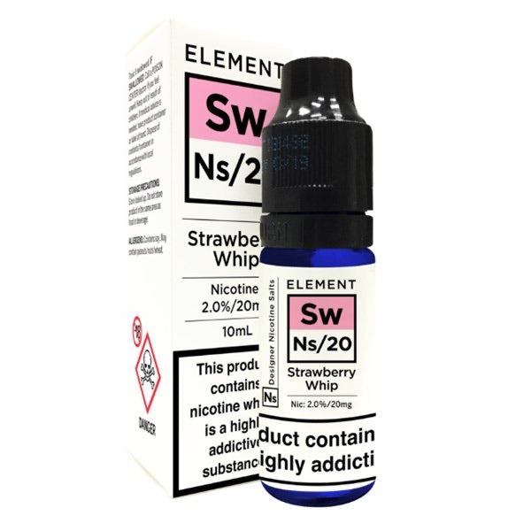 Element - Strawberry Whip Designer 10ml