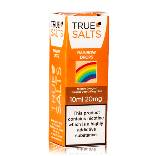 True Salts - Rainbow Nicotine Salt 10ml