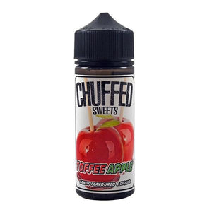 Chuffed Sweets - Toffee Apple 100ml