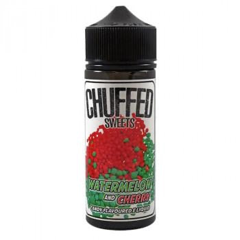 Chuffed Sweets - Watermelon & Cherry 100ml