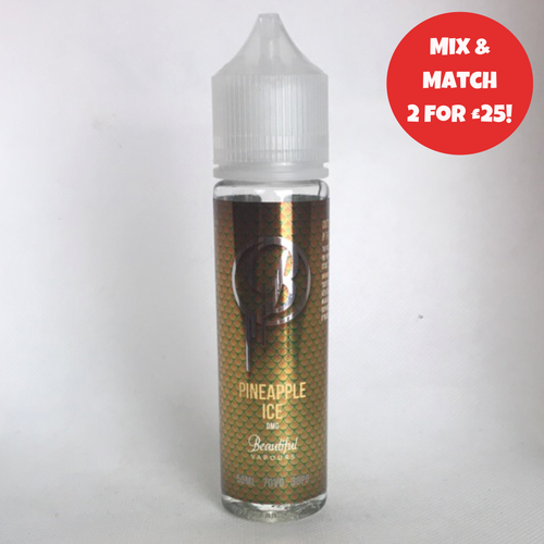 Beautiful Vapours - Pineapple Ice 50ml