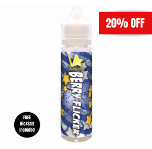 Vaperstar - Berry Flicker 50ml