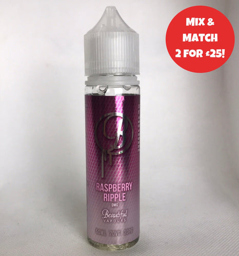 Beautiful Vapours - Raspberry Ripple