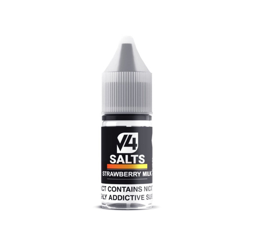V4 Salts - Strawberry Milk 10ml