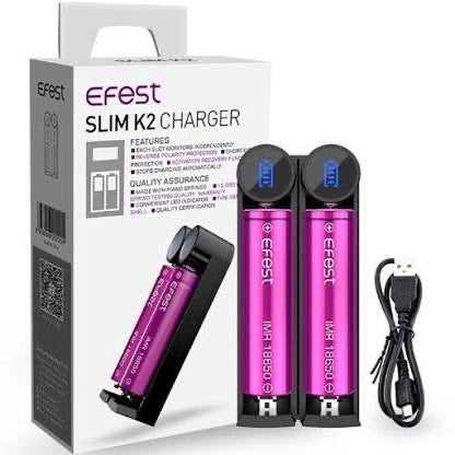 Efest - Double Charger