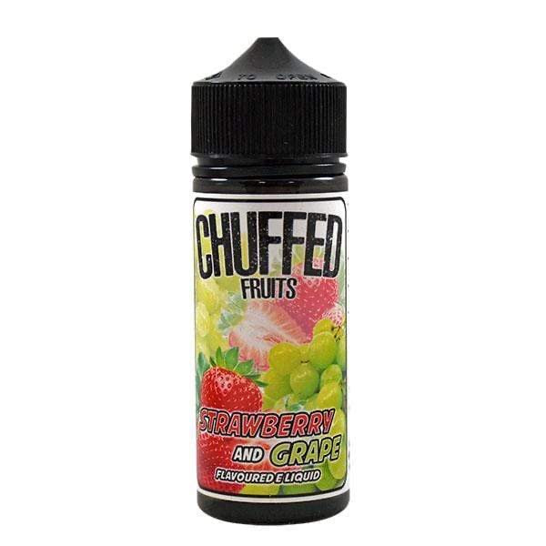 Chuffed Fruits - Strawberry & Grape 100ml