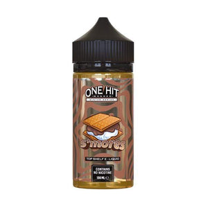 One Hit Wonder - S'mores 100ml