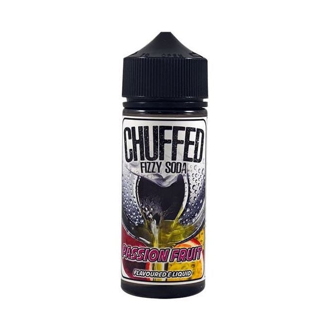 Chuffed Fizzy Soda - Passion Fruit 100ml
