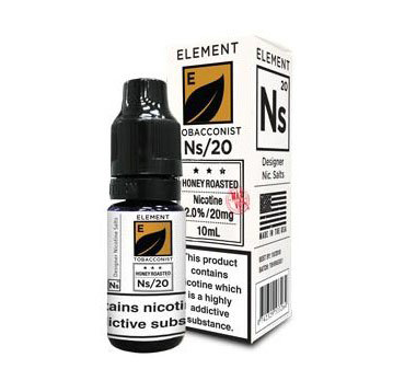 Element - Honey Roasted Designer 20mg 10ml