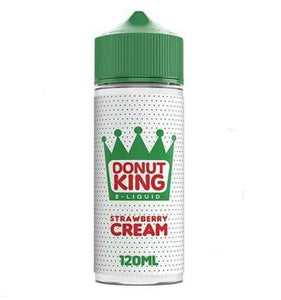 Donut King - Strawberry Cream 100ml