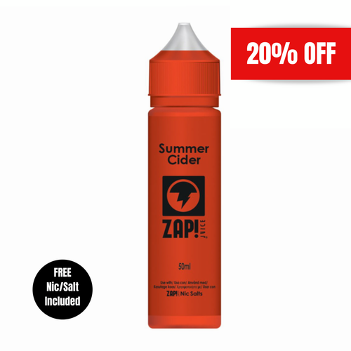 Zap - Summer Cider 50ml
