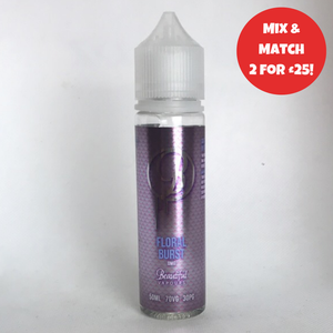 Beautiful Vapours - Floral Burst 50ml