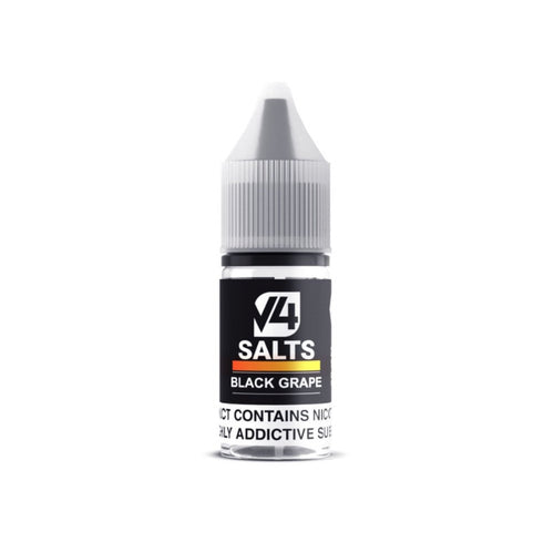V4 Salts - Black Grape 10ml
