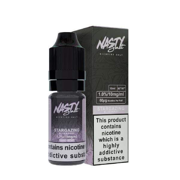 Nasty Salt - Stargazing Blueberry 10ml