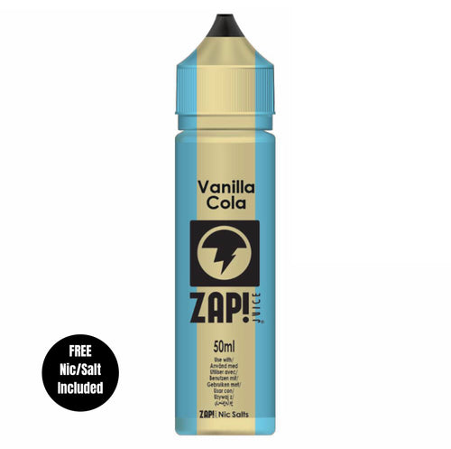 Zap - Vanilla Cola 50ml