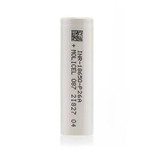 Molicel - 18650 2600mAh Battery