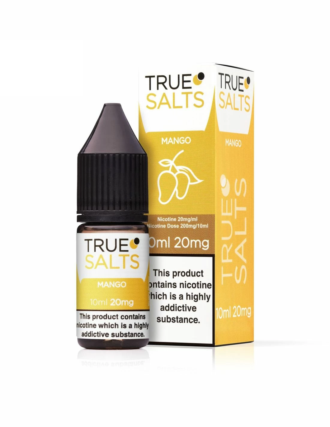 True Salts - Mango Nicotine Salt 10ml