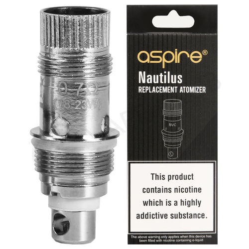 Aspire - Nautilus Replacement BVC Coil