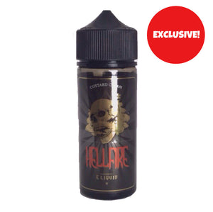 Hellfire - Blueberry Custard 100ml