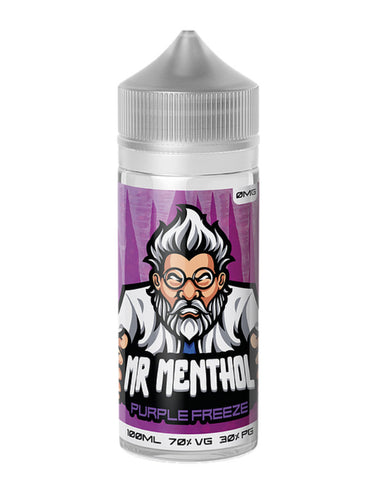 Mr Menthol - Purple Freeze 100ml