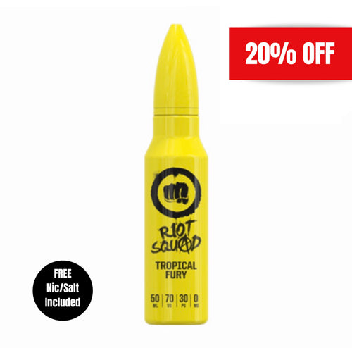 Riot Squad - Tropical Fury 50ml