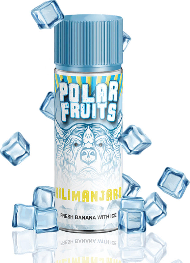 Polar Fruits - Kilimanjaro 100ml