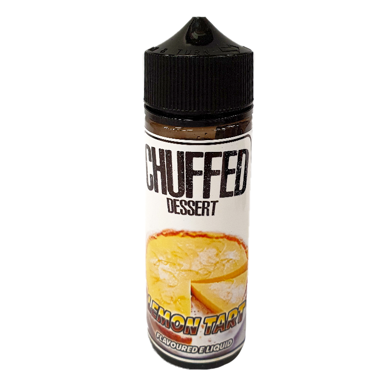 Chuffed Dessert - Lemon Tart 100ml