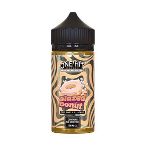 One Hit Wonder - Glazed Donut 100ml