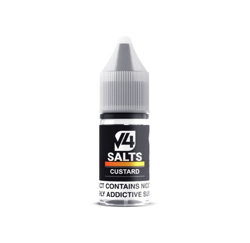 V4 Salts - Custard 10ml