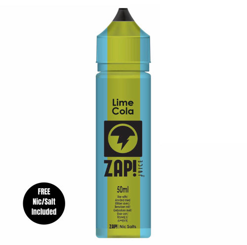 Zap - Lime Cola 50ml