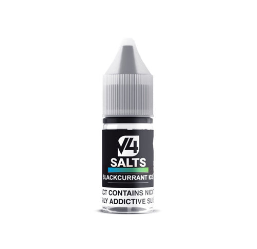 V4 Salts - Blackcurrant Ice 10ml