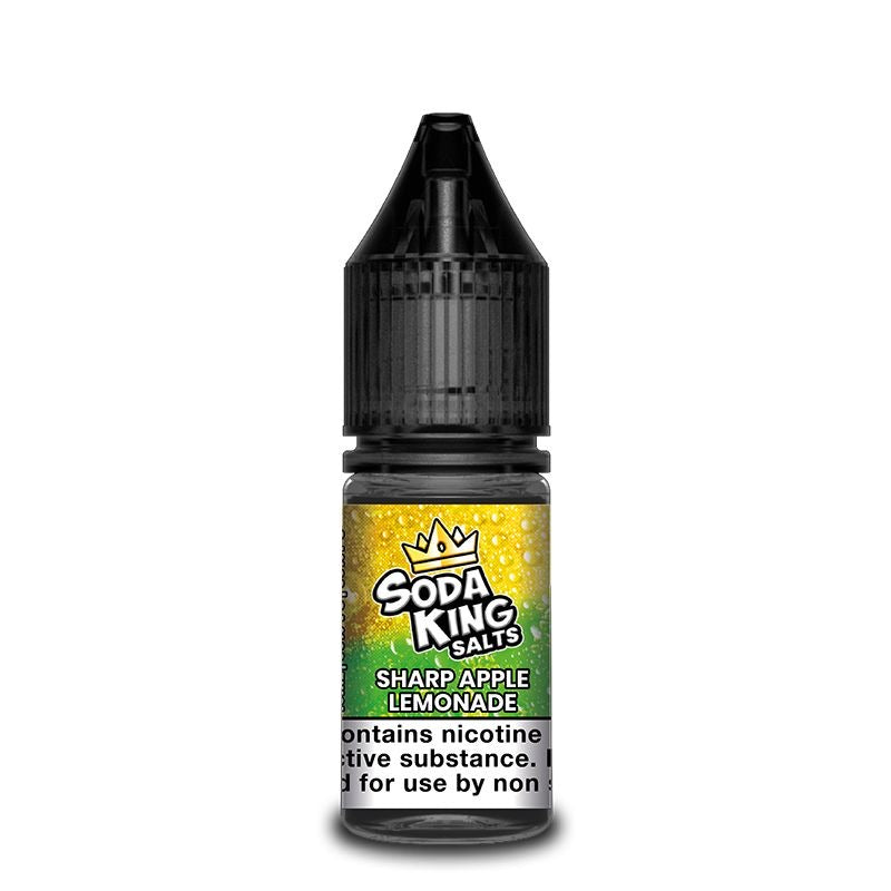 Soda King - Sharp Apple Lemonade Nicotine Salt