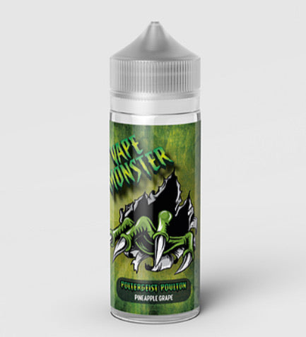 Vape Monster - Poltergeist Poulton Pineapple Grape 100ml