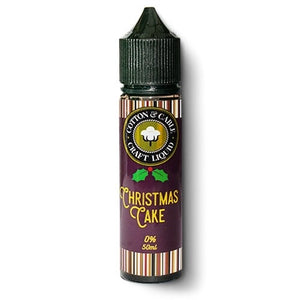 Cotton & Cable - Christmas Cake 50ml