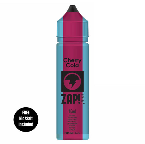 Zap - Cherry Cola 50ml