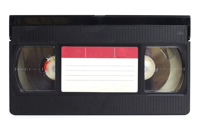 VHS/S-VHS Format