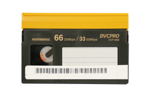 DVCPro (HD) Format - Large Tape