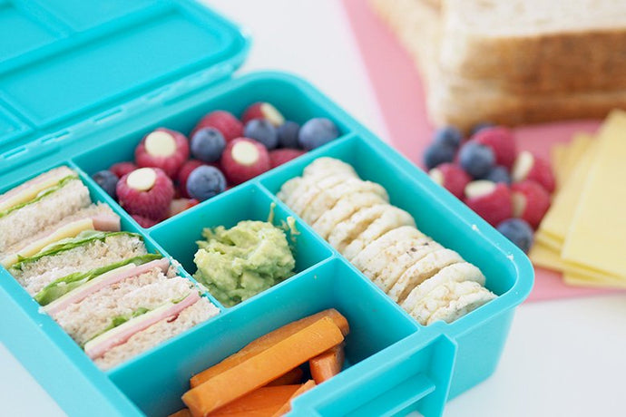 Back To School Healthy Lunchbox Hacks