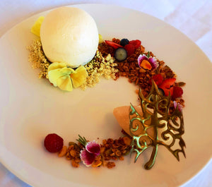 "Lakanto Pastry Chef of The Year Runner Up Recipe: ""Fall into Summer"""