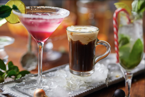 Christmas Coffee Cocktail