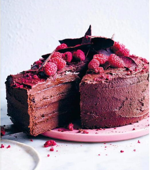 Luke Hines - Worlds Healthiest Chocolate Cake