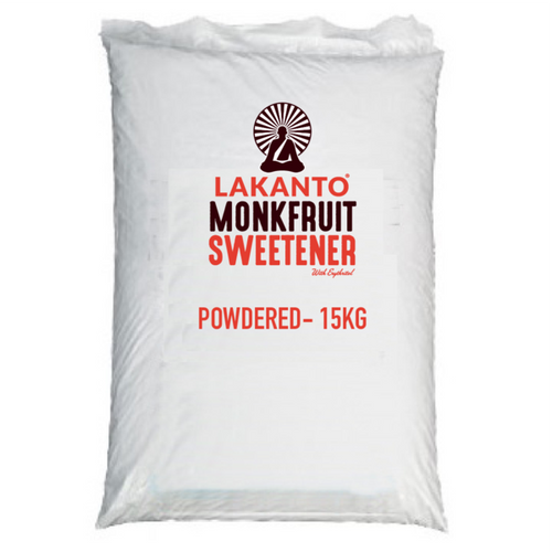 Icing Powder Classic Monkfruit 2x Sweetener Bulk 15kg
