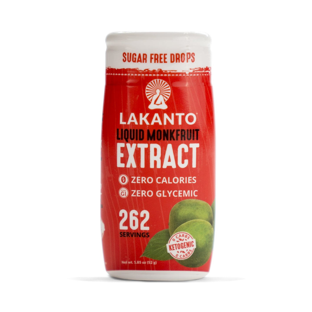 Liquid Monkfruit Extract - Sugar Free Drops