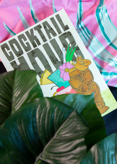 Cocktail Hour (A5 Zine)