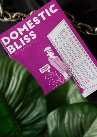 Domestic Bliss (A5 Zine)