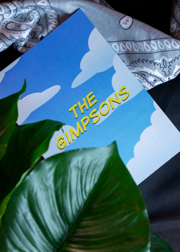 The Gimpsons (A5 Zine)