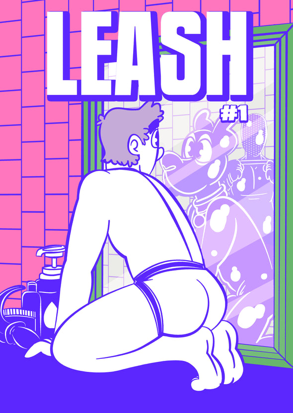 Leash 1-4 (Digital 4 Zine Bundle)