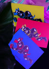 Rubber Dog Cards